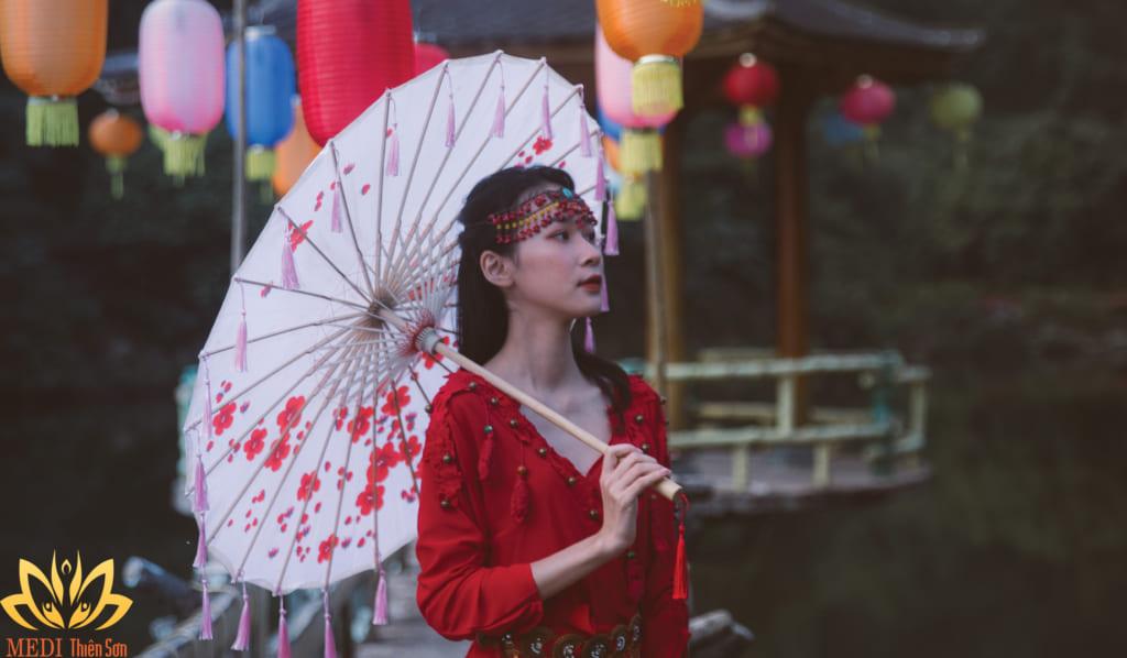 Chụp ảnh cưới Hà Nội tại MEDI, chụp ảnh cổ trang