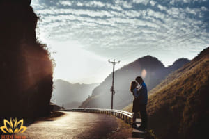 Chụp ảnh cưới ngoại cảnh tại Hà Giang