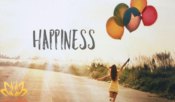 Ý nghĩa của từ HAPPINESS