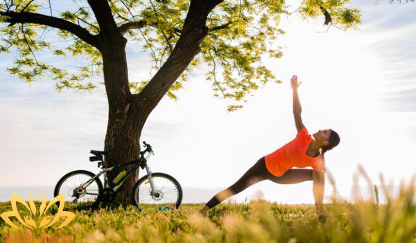 Hạnh phúc cuộc sống khi vận động