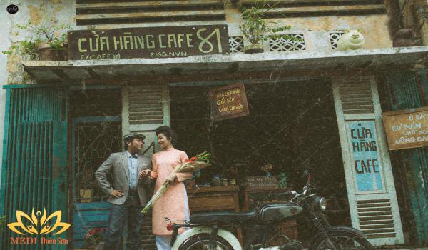 Ý tưởng chụp ảnh cưới Vintage