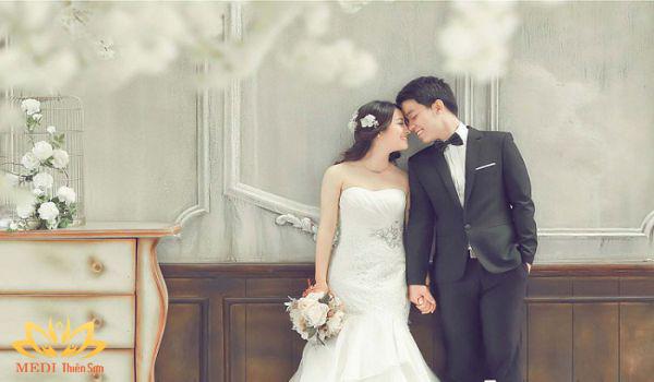 Ý tưởng chụp ảnh cưới Hàn Quốc