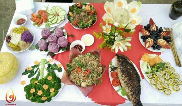 Đặc trưng ẩm thực dân tộc Thái Ba Vì