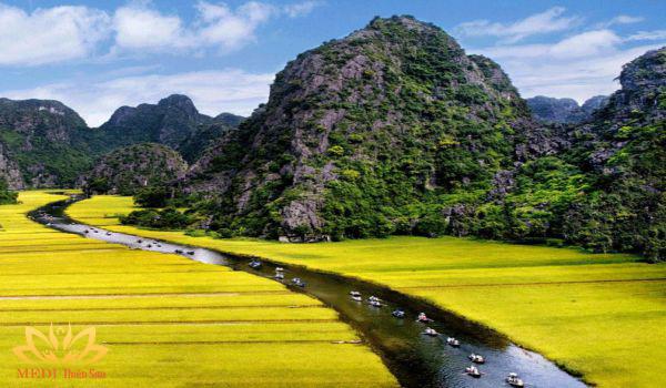 địa điểm nghỉ lễ 30-4- 15 gần Hà Nội Ninh Bình