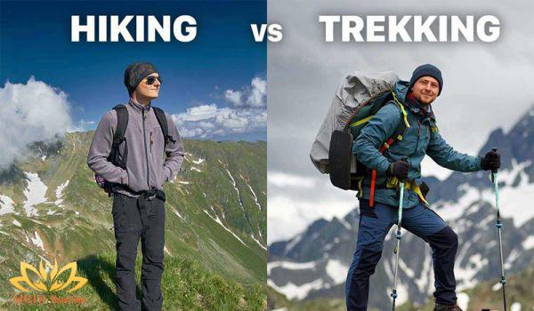 Phân biệt trekking cực phê cùng MEDI Thiên Sơn